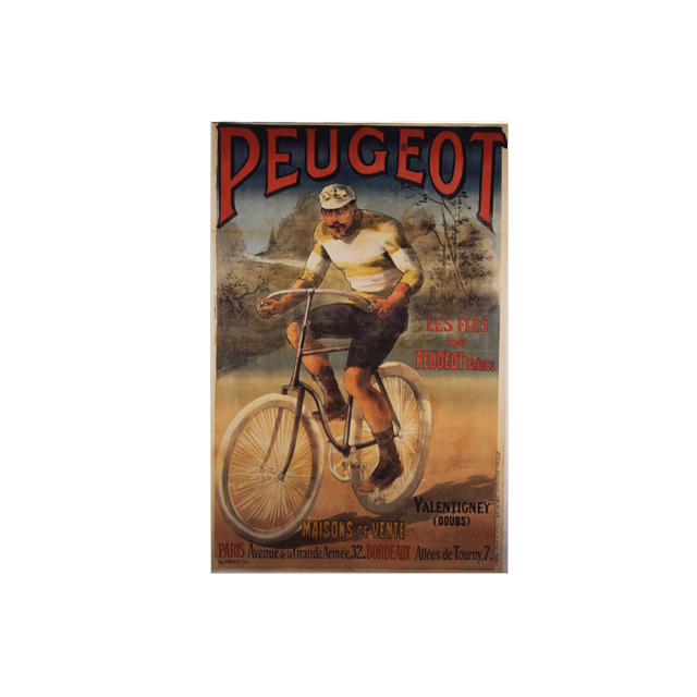 Tour de France Trousselier PEUGEOT