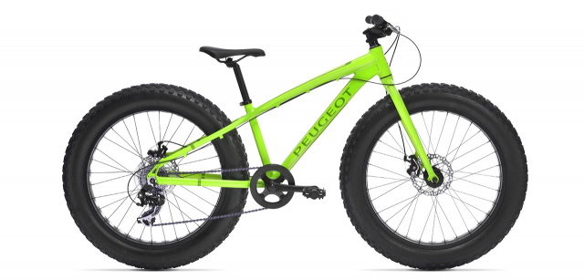 Fat bike enfant Peugeot JFB24