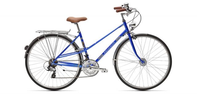 Vélo Peugeot Legend LC01 D7+ bleu