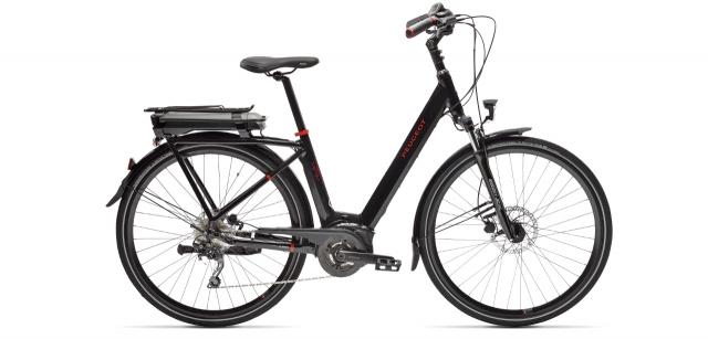 Vélo de ville électrique Peugeot eC01 D10
