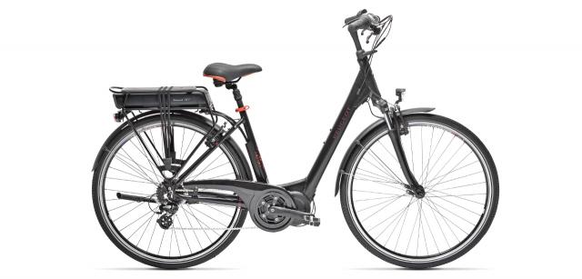Vélo de ville électrique Peugeot eC02 D8