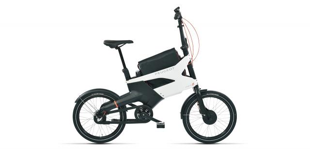 Vélo électrique Peugeot AE21