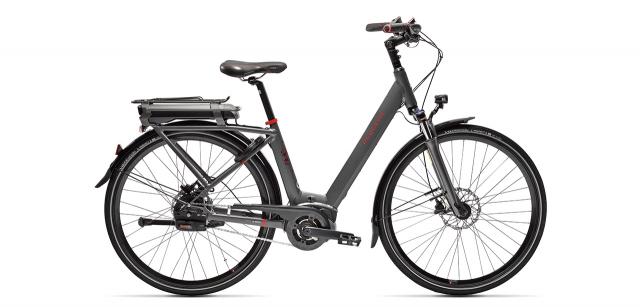 Vélo de ville électrique Peugeot eC01 Automatique