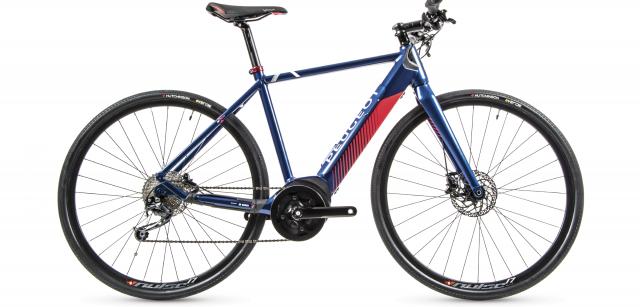 Vélo eR02 FlatBar PowerTube