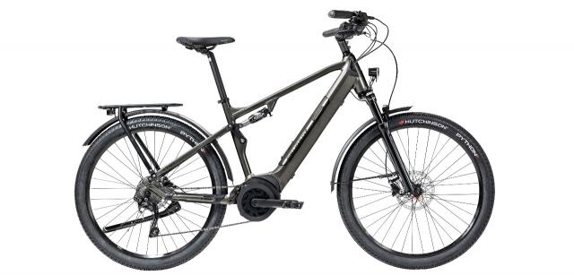 Vélo eT01 FS CrossOver Equipé Perf