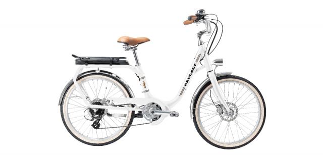Vélo eLC01 24'' Central