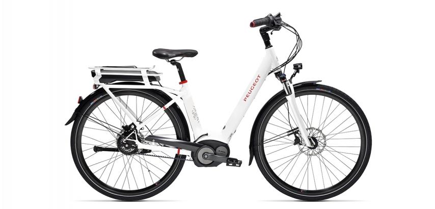 Vélo de ville Peugeot eC01