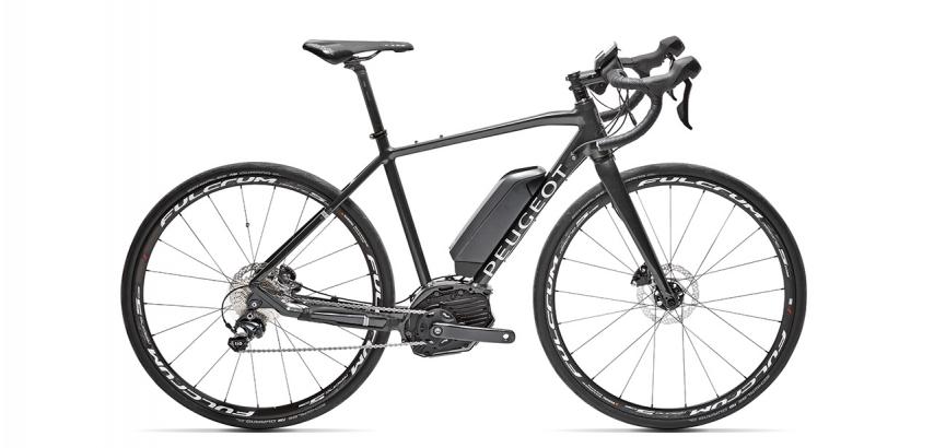 Vélo de route électrique Peugeot eR02 Ultegra