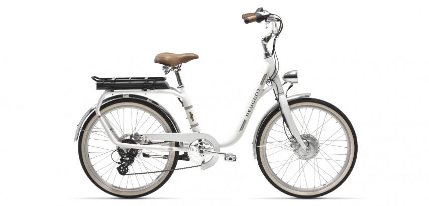 Vélo de ville électrique Peugeot eLegend eLC01