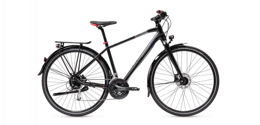 Vélo de trekking PEUGEOT T01 D9 noir