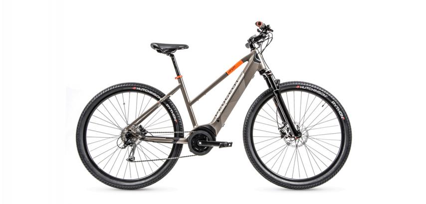 Vélo de trekking électrique PEUGEOT eT01 Crossover D9 PowerTube mixte