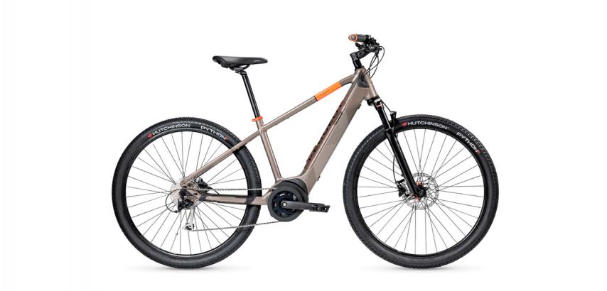 Vélo de trekking électrique PEUGEOT eT01 Crossover D9 PowerTube