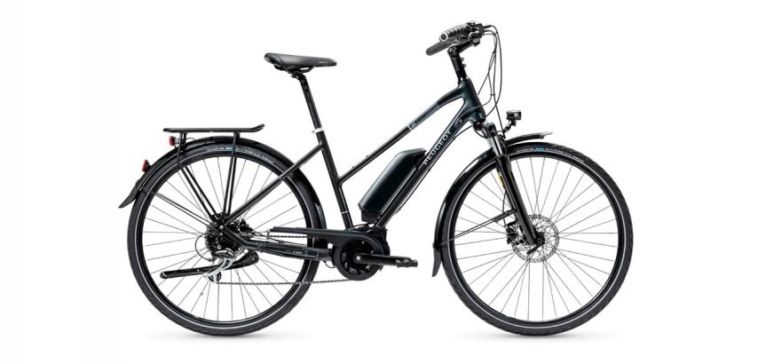 Vélo de trekking électrique PEUGEOT eT01 Mixte