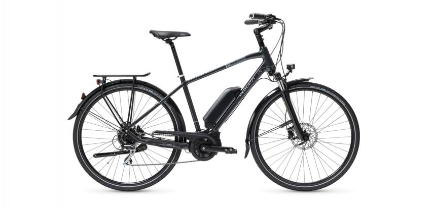 Vélo de trekking électrique PEUGEOT eT01 D8