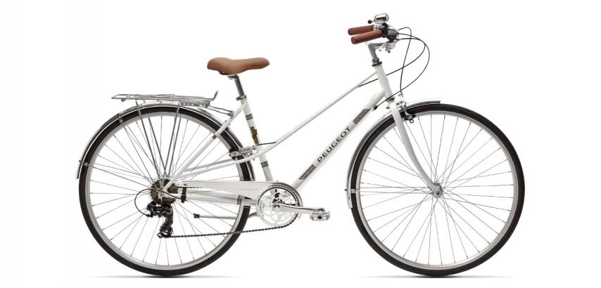 Vélo de ville vintage Peugeot Legend LC01 D7