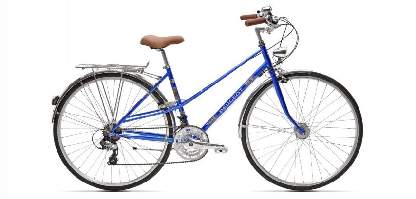 Vélo de ville vintage Peugeot Legend LC01 D7+