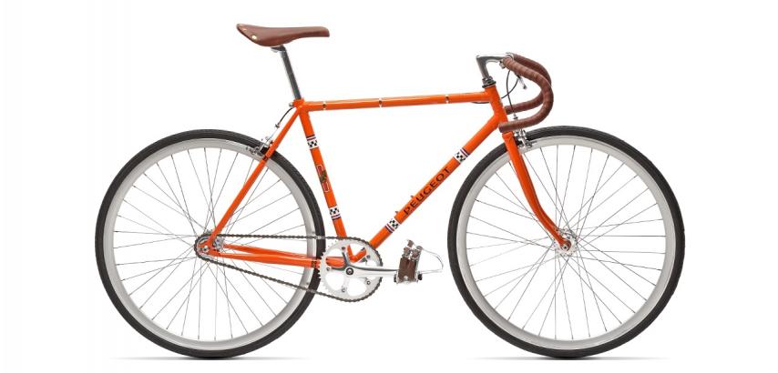Vélo fixie rétro Peugeot Legend LU01