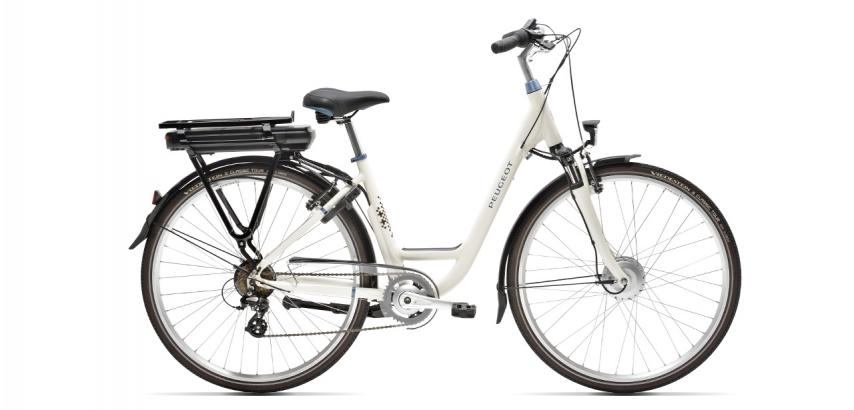 Vélo de ville électrique Peugeot eC03 D7