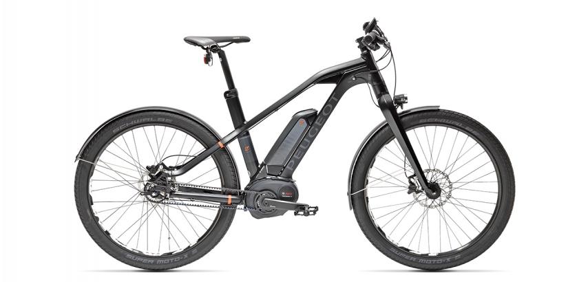 Vélo électrique Peugeot eU01 Street Pack