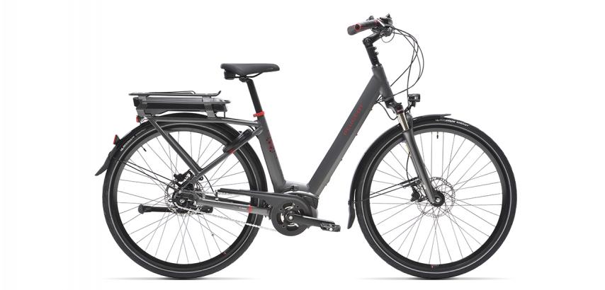 Vélo de ville électrique Peugeot eC01 N7 Plus